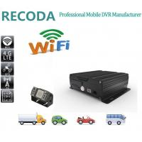 Best 4G realtime WIFI GPS vehicle truck bus car DVR / Mobile DVR with AHD 720P wholesale