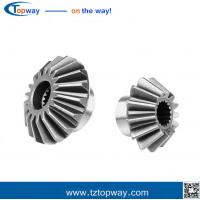 Best Spiral Bevel Gear for Mechanical Transimission with carbonrize heat treatment wholesale