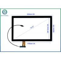 Best 21.5 Custom Touch Panel USB Interface Projected Capacitive Technology wholesale
