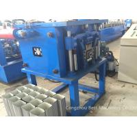 Best Square Downspout Pipe Cold Roll Forming Machine Fully Automatically wholesale