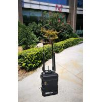 Best 20-6000MHz Portable Signal Jammer , Car Jammer Device With 100m Jamming Distance wholesale