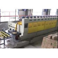 China Automatic Artificial Quartz Stone Slab Production Line , Artificial Marble Making Machine on sale