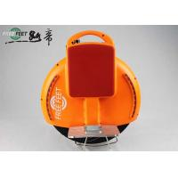 Best Orange Outdoor Mobility One Wheel Stand Up Scooter Gyro Stabilized Unicycle wholesale