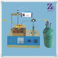 China Flash & fire point tester for petroleum products (Cleveland open cup method) A008 on sale