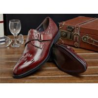 Best Most Comfy Classic Dress Shoes Daily Footwear With Welt Outsole Antiskid wholesale