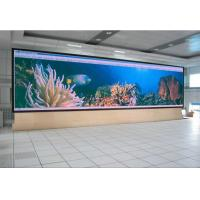 China RGB Scrolling LED Display / HD Led Backlit Display With 16 Bit Grey Scale on sale