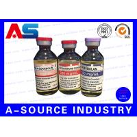 China Pharmaceutical Glass Bottle Labels Product Label Printing Custom Design SGS , ISO 9001 on sale