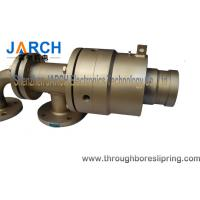 China High Temperature Hydraulic Rotary Union 300psi hot oil quick machine coupling pipes on sale