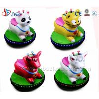 Best Indoor Mini Kids Amusement Rides / Battery Operated Children's Arcade Bumper Cars wholesale