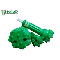 China Mining  Dth Hammer Bit  High Pressure 4 Inch Diameter 115mm  With Foot Valve on sale
