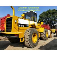 China Tcm 860 5 Ton Old Wheel Loader Manual Transmission For Construction Machine on sale