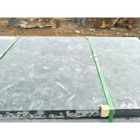Buy cheap Durable Unpolished Swimming Pool Coping Stones Blue Limestone Tiles And Slab from wholesalers