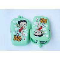 Best Silk Screen Silicone Phone Pouch. wholesale