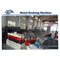 Best Metal Decking Roll Forming Machine Steel Structure sheet wholesale