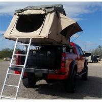Best Popular Automatic 4 Person Roof Top Tent Car Sunscreen Leak Proof Camping wholesale