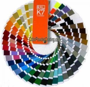 China Epoxy Powder Coating Epoxy Powder Coating RAL Colors on sale