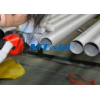 China DN 8 / 10 / 12 TP316L Welded Stainless Steel Pipes Precision ISO 9001 Certificate on sale