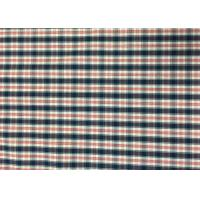 Best Plaid Awning / Bedding / Curtain Custom Printed Fabrics 110-130gsm wholesale