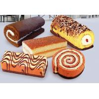 Buy cheap Siemens PLC Complete Swiss Roll Production Line With Tunnel Oven And Package from wholesalers