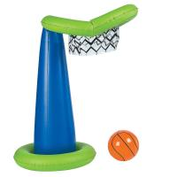 Best Inflatable Basketball Game Set with Hoop and Ball - Indoor or Outdoor Play wholesale