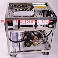 Buy cheap Best Quality Moveable Sea Water Desalination RO System 500 LPD product