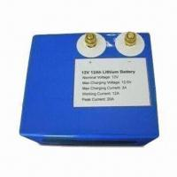 Best 12V Rechargeable Battery, Built-in PCM, Hard Housing and 14.6V DC Charging Voltage wholesale