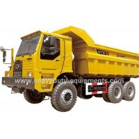 Best Rated load 40 tons Off road Mining Dump Truck Tipper 276kw engine power with 26m3 body cargo Volume wholesale