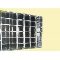 Cheap Galvanised Building Materials Bar Grating Stair Treads Weight Per Square Meter for sale