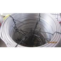 Best Stainless Steel Coil Tube ,ASTM A249 / TP316L,TP316Ti ,TP321,TP347H,TP904L, Bright Annealed , Coil wholesale