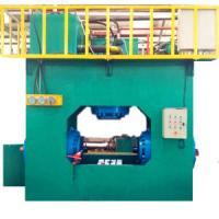 Best Hydraulic Tee Forming Machine Touch Screen Dynamic Control Shape Stability wholesale
