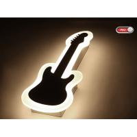 Best Guitar Acrylic 1000lm inside LED wall light /indoor led wall lamp for amusement park wholesale