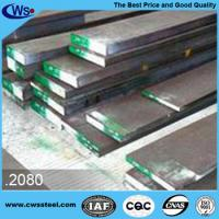 China DIN 1.2080 Cold Work Mould Steel Plate on sale