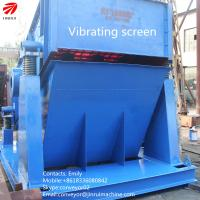 Best YK circular vibrating screen for mine, coal,chemical wholesale