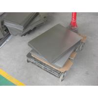 China Cutting Cold Rolling Titanium Plate Titanium Alloy Plate For Chemical Equipment on sale