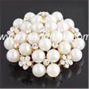 Best Fashion Wedding Brooch-B00711 wholesale