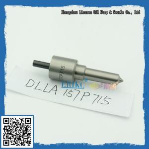 Best BOSCH diesel engine nozzle DLLA157P715; diesel fuel injector nozzle DLLA 157P 715 wholesale