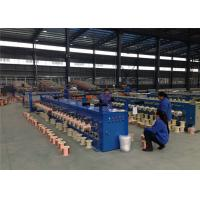 China 40H Tubular Auto Annealing Machine And Tinning For Fine Wire Range 0.1-0.4mm on sale