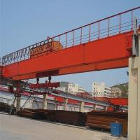 Best Double Beam Electric Overhead Travelling Crane Heavy Duty Industrial Advanced wholesale