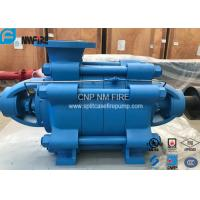 Best Ductile Cast Iron Emergency Fire Pump With Electric Motor Driven Energy Saving wholesale