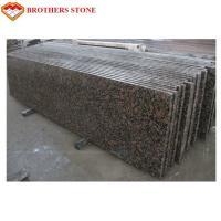 China Beautiful Royal Brown Granite Tiles , Natural Engineered Granite Countertops on sale