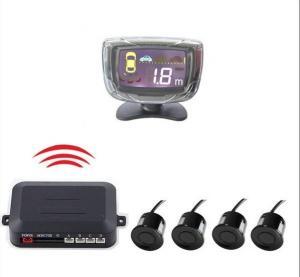 China Car Reversing Aid Indicator Kit Radar Detector Auto parking sensors 4/6 sensor on sale