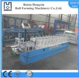Best ISO Roller Shutter Forming Machine, 8 - 10m / Min Work Speed Shutter Rolling Machine wholesale
