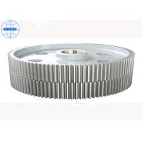 China 45-60HRC Hardness Forging Double Helical Gear Hobbing / Herringbone Gear on sale
