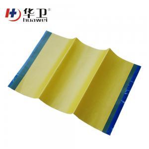 Best Transparent adhesive WPU iodine surgical Iodine incise dressing wholesale