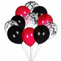 China Multi Colors Balloon Themed Birthday Party Decorations Easy To Blow Up on sale