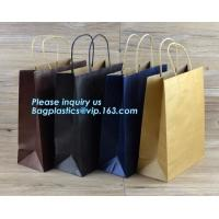 China Portable Promotional Custom Packaging Bag Grocery Paper Bag Handle,eco friendly newest luxury wedding dress paper bag on sale