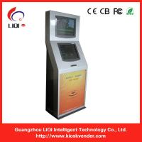 China Self-service Internet Kiosk / ATM Kiosk Machine With LED Touch Panel on sale