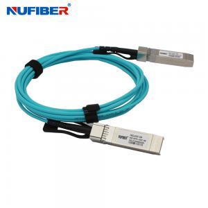 Best Nufiber 10G SFP+ 850nm Active Optical Cable 5m wholesale
