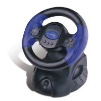 Buy cheap OEM PS3 / PS2 Steering Wheel And Pedals , PC Gaming Steering Wheel product