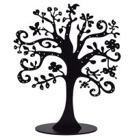 Best Transparent Acrylic Jewelry Display Custom Black Acrylic Tree Display For Jewely wholesale